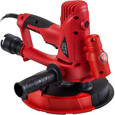 Dry Wall Sander Hand Held Sander 950W Vacuuming Features W/ Led Light 3500 RPM • 52.99£