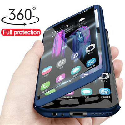 AU5.32 • Buy 360° Full Cover Protect Case +Tempered Glass For Huawei Y9 2019 Y9 Y7 Y6 Y5 2018