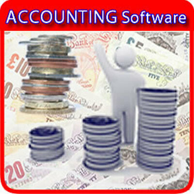 £4.87 • Buy Accounting Software Sage Quick Books Alternative Book Keeping Income Tax Payroll