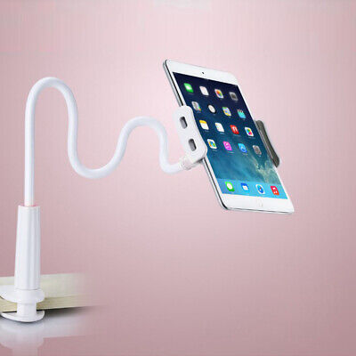 £6.59 • Buy 360 Gooseneck Table Bed Clamp Stand Holder Mount For IPad Tablet Flexible Arm