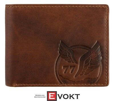Camel Active Nepal Wallet Geldbense Brown Brown New • 80.04£