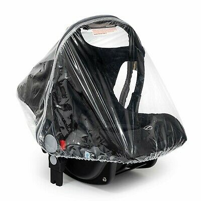£7.99 • Buy Car Seat Raincover Storm Cover Cover All Deluxe Compatible With Bebecar