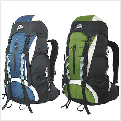 AU29.99 • Buy Doite 45L Hiking Trekking Camping Travel Backpack Rucksack With 'Rain Cover'