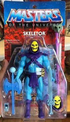 $89.95 • Buy Masters Of The Universe Ultimates Skeletor 2.0 Filmation Super7 Club Grayskull