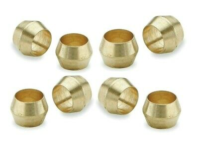 £3.43 • Buy Brass Olives. 6mm. Compression. Pipe Fitting. Plumbing. Pack Of 5. *Top Quality!