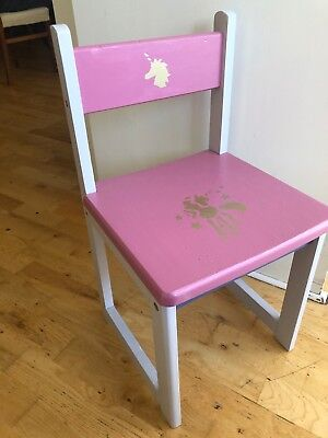 Girls Bedroom/ Nursery Chair Suitable For Age Up To 6 Years Old. • 40£