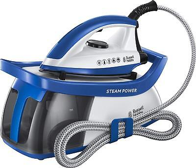 View Details Russell Hobbs 24430 Power 95 Station Steam Generator Iron 2600w - Brand New • 49.75£