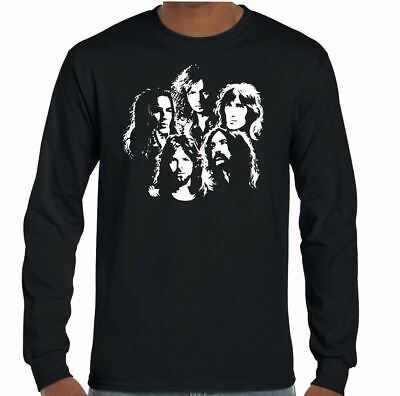 £11.49 • Buy Pink Floyd T-Shirt Montage Mens Music Roger Waters Dave Gilmour Vinyl Guitar