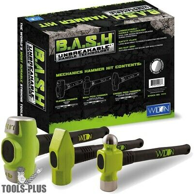View Details Wilton 11111 B.A.S.H MECHANICS HAMMER KIT New • 79.99$