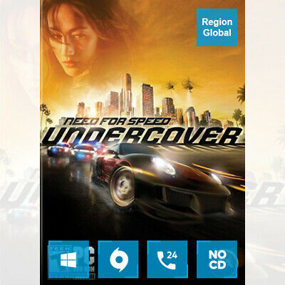 AU9.82 • Buy Need For Speed Undercover For PC Game Origin Key Region Free