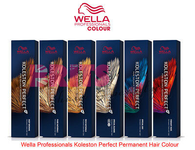 Wella Professionals Koleston Perfect Permanent Hair Colour • 12.49£