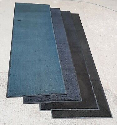 £34.89 • Buy 4x Non Slip Washable Mix10ft X 3ft Dirt Trapper Runner Mats Dog Kennel Stable