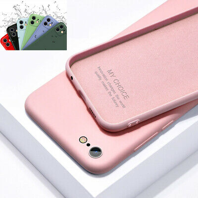 AU9.95 • Buy For IPhone 11 Pro Xs Max XR 7 8 Shockproof Liquid Silicone Case Heavy Duty Cover