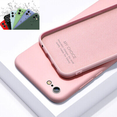 AU5.97 • Buy Shockproof Liquid Silicone Case Protective Cover For IPhone 11 Pro Xs Max XR 7 8