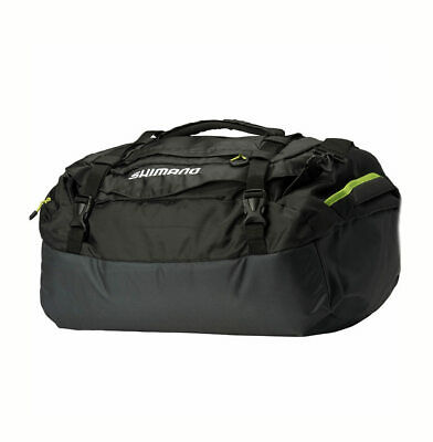 AU64.95 • Buy Shimano Black And Green Collapsible Fishing Gear Bag