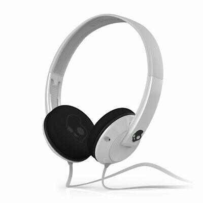 $ CDN39.20 • Buy Skullcandy Uprock Supreme Sound Wired On Ear Headphone Mike Remote Stereo White