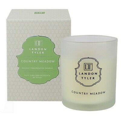 Landon Tyler Country Meadow 200g Gift Boxed Candle • 11.99£