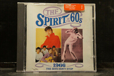 £6.82 • Buy V.A. - The Spirit Of The 60s: 1966 - The Hits Don´t Stop