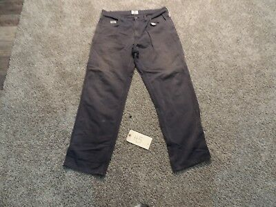 9bfbec4d Perfect Tyndale FR Flame Resistant Denim Jeans Men's 38x32 USA Made HRC2 •  25.00$