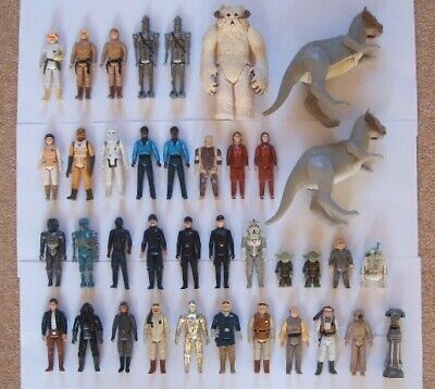 $ CDN34.48 • Buy Vintage Star Wars Incomplete The Empire Strikes Back Figures - Choose Your Own