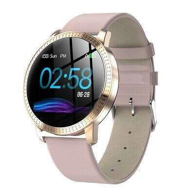 View Details Bluetooth Smart Watch Fitness Tracker Heart Rate Blood Pressure For Android IOS • 21.99£