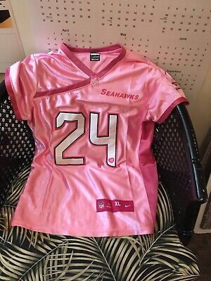 c6006e4a852 pink nfl jersey Marshawn Lynch Jersey | Compare Prices on dealsan.com;
