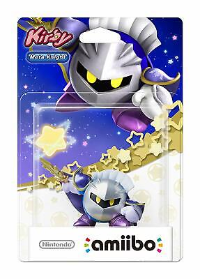 AU64 • Buy META KNIGHT Amiibo BNIB KIRBY Series Amiibos Aus Region NEW MINT Condition