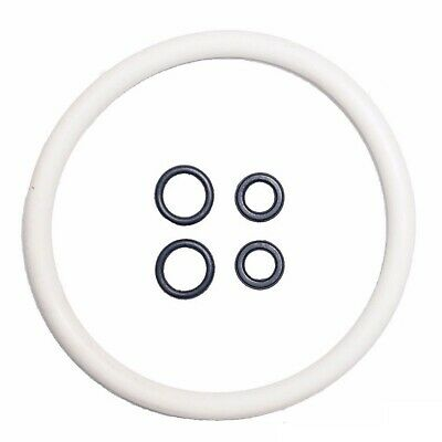 O-Ring Gasket Seal Kit Corny Keg Silicone Rubber Lid Cornelius Beer Soda Kegs • 5.34£