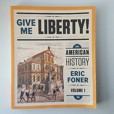 give me liberty seagull 5th edition pdf