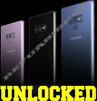 $ CDN642.65 • Buy SAMSUNG GALAXY NOTE 9 N960U1 (FACTORY UNLOCKED) Verizon 128GB ║ 512GB *REF*