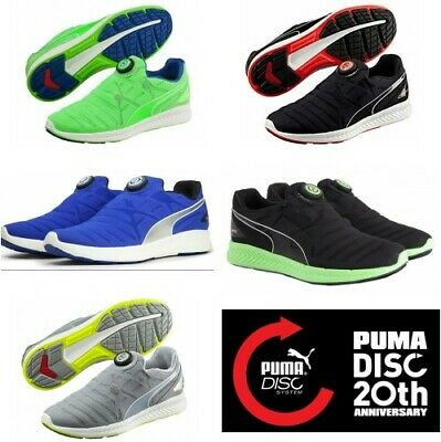 AU56.04 • Buy Puma Ignite Disc Men's Shoes Sneakers Running Shoes 188616 New 5 COLOURS