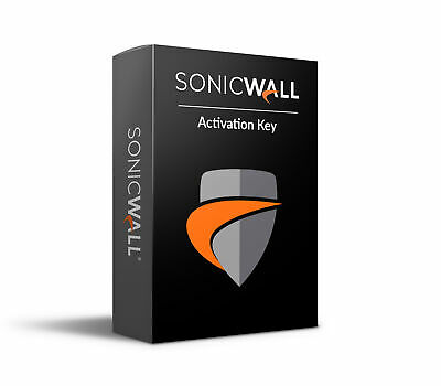 $750 • Buy Sonicwall Nsa 2650 Ha Conversion License To Standalone Unit License 01-ssc-2317