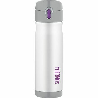 AU24.95 • Buy Thermos � Stainless Steel Vacuum Insulated Commuter Bottle White  470ml