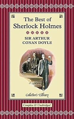 New, The Best Of Sherlock Holmes (Collector's Library), Sir Arthur Conan Doyle,  • 3.10£