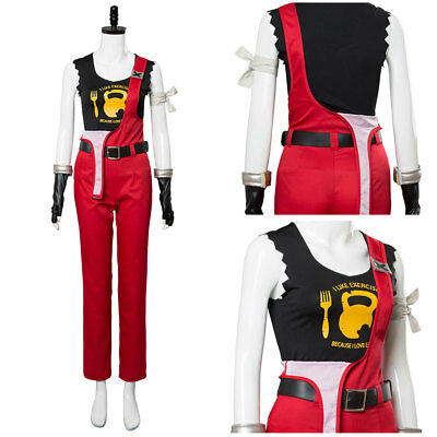 AU86.41 • Buy Game OW Overwatch Brigitte Cosplay Costume Uniform Halloween Carnival Outfit