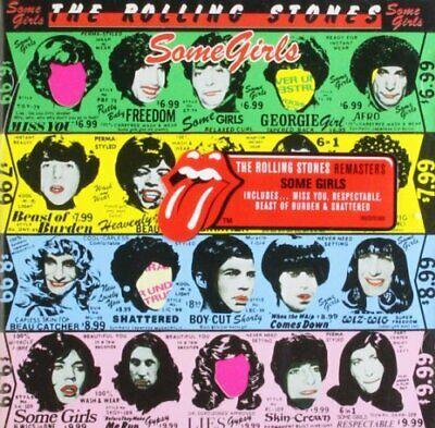 The Rolling Stones - Some Girls CD NEW • 16.20£