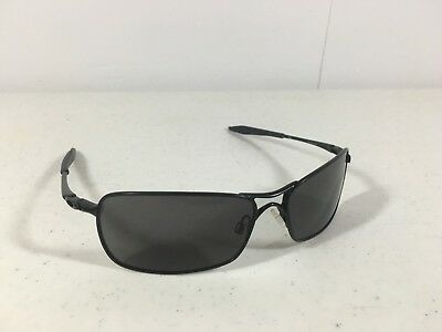 c68d67f6a2 Oakley Crosshair 2.0 OO4044-04 Black Sunglasses Made In USA 122 64 15 •  199.95