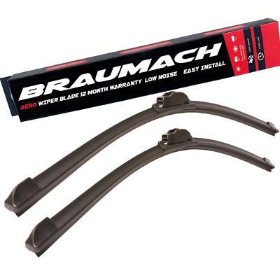 AU43.95 • Buy Wiper Blades Aero For Kia Pregio TB Van 2.7 D 2002-2006