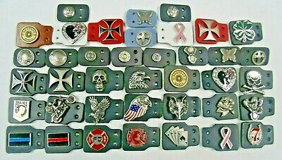 £4.92 • Buy Replacement Snap Button For Jeans Jackets Skull Cross Buffalo Rose Heart Eagle