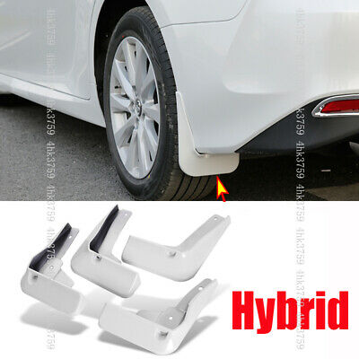 $54.88 • Buy 4p For Toyota Camry Hybrid XLE LE L 2018 Painted Mud Flaps Splash Guards Fender