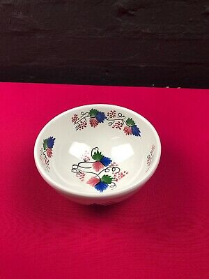 Portmeirion Welsh Dresser Fruit / Serving Bowl 20 Cm X 9 Cm High • 19.99£