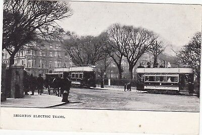 £4.99 • Buy The Electric Trams, BRIGHTON, Sussex