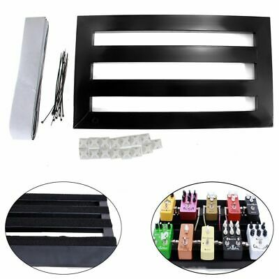 $ CDN88.45 • Buy Aluminum Guitar Pedal Board Cable Ties Magic Straps Pedalboard Effects Bass Tool