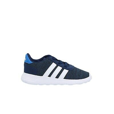newest collection 10dce 9a5dc ADIDAS NEO LITE RACER Sneakers Dark Blue Scarpe Bambino Mod. F35648 • 28.50€