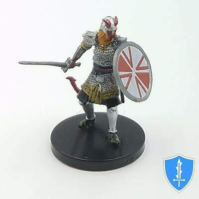 $ CDN3.03 • Buy Tiefling Battlemaster - Waterdeep Dungeon Of The Mad Mage #7 D&D Miniature