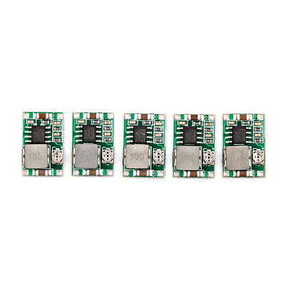 AU13.40 • Buy 5pcs Mini 3A DC Adjustable Converter Step Down Power Supply Replace LM2596 EO