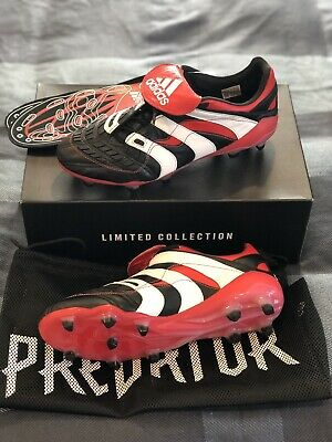 b30a40f22490 Adidas Predator Accelerator FG Remake Limited Collection D96665 Mens Size  US10.5 • 474.99