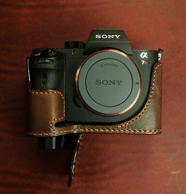 AU395.79 • Buy Sony A7R Mk2 (A7R Ii) / Battery Door Type Case  - Arte Di Mano -