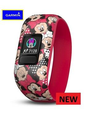 View Details Garmin Vivofit Jr. 2 Motivator And Activity Tracker ( MINNIE MOUSE ) New In B0X. • 67.99£