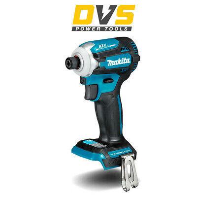 Makita DTD171Z 18V Li-ion Cordless Brushless 4-Stage Impact Driver 1/4 Body Only • 184.95£